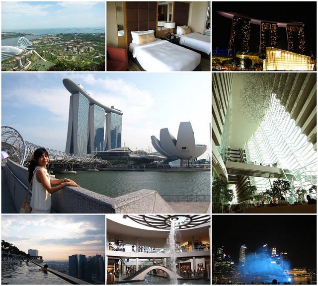 [新加坡]大仁又青蜜月地-Marina Bay Sands金沙酒店 @美食好芃友