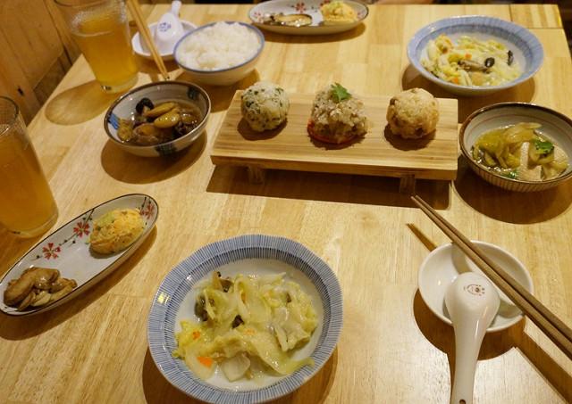 [台南]每粒米都吃光光的節氣料理-小滿食堂 @美食好芃友