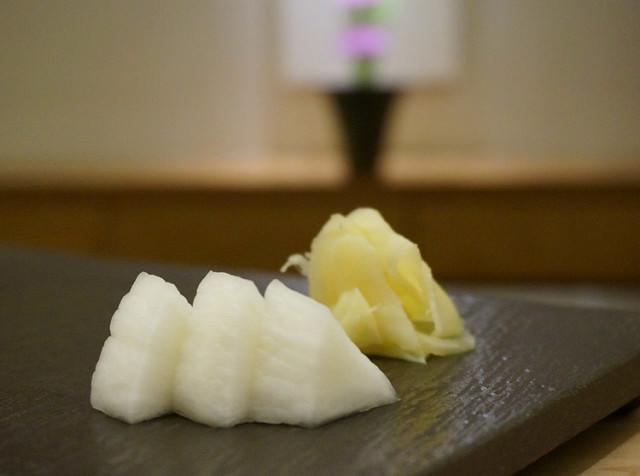 [台北] 舌尖的江戶前感動-鮨 十兵衛超值午間套餐初體驗! @美食好芃友