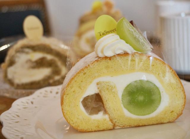 [台北]蛋糕捲的與極致味與美-Tasweet手作燒菓子 @美食好芃友