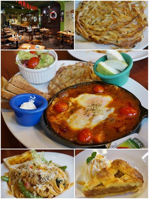 [高雄]經典大份量美式早午餐-Michino Diner米奇諾美式早餐(民族店) @美食好芃友