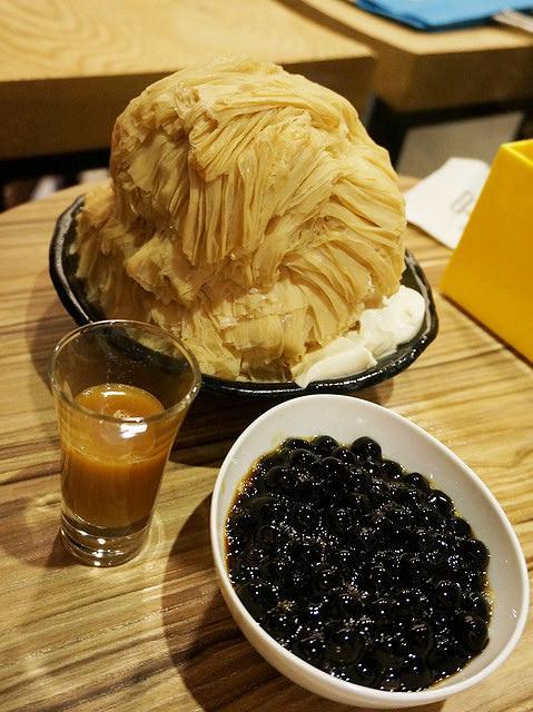 [台北東區]美味冰品怪獸入侵! Ice Monster @美食好芃友