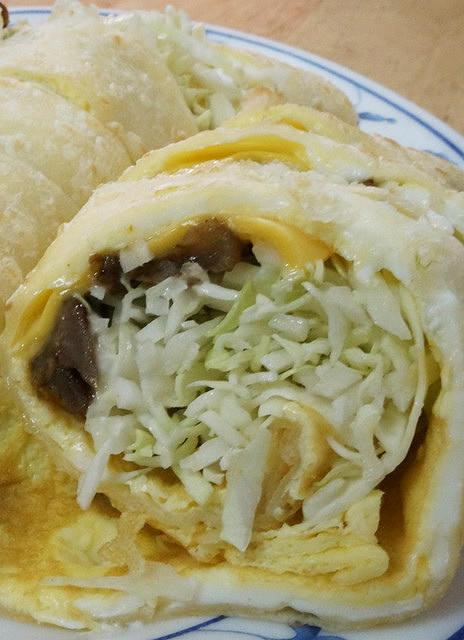 [高雄]香濃古早味豆漿&燒肉蛋餅-中南海豆漿店 @美食好芃友