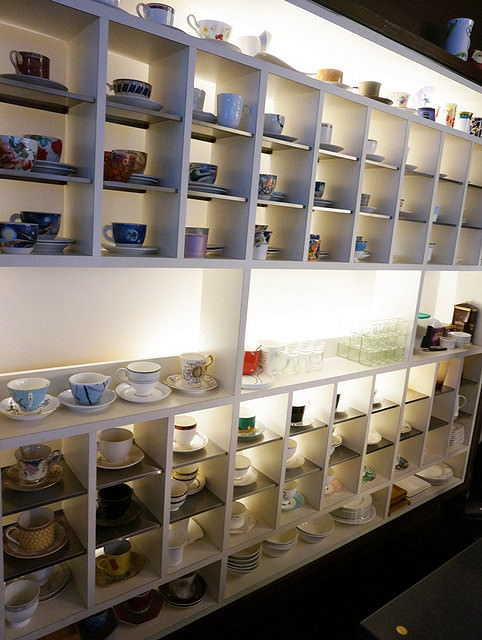 [台南]寧靜住宅區遇見咖啡香-ORO咖啡竹溪店 @美食好芃友