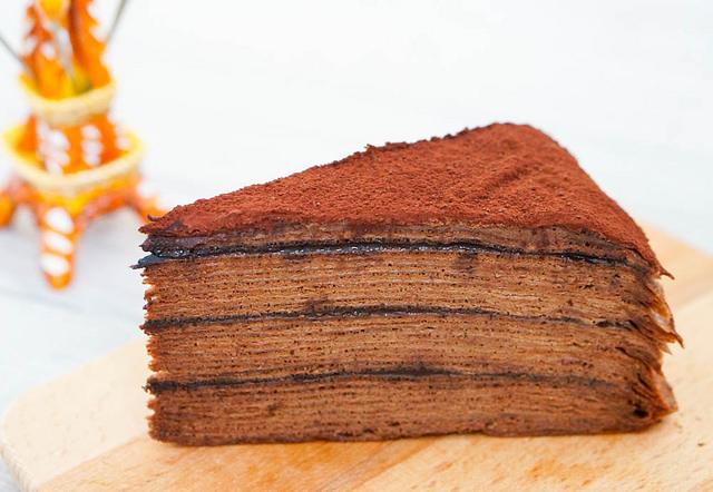 [高雄]超人氣!燒香拜拜才搶到的秒殺法式千層-R&L手作法式千層蛋糕 @美食好芃友