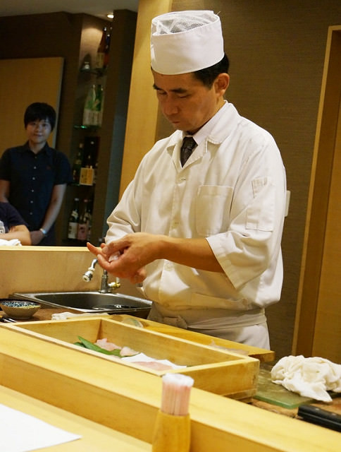[高雄]愉悅超值日料商午-香月壽司˙割烹 @美食好芃友