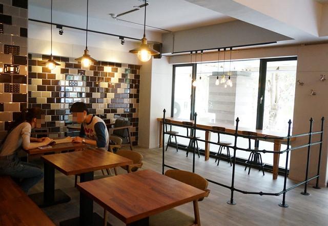 [高雄]文青風日系咖啡店X好氣氛精緻早午餐-麻鹿Maru @美食好芃友