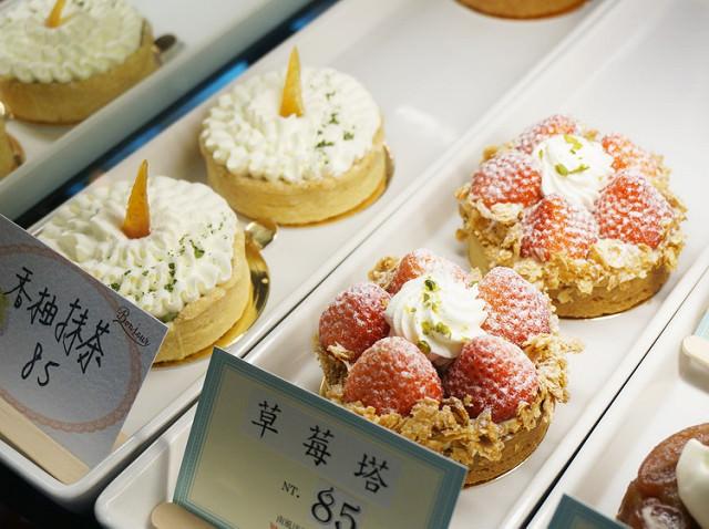 [高雄]大師推薦的隨興風甜點店-南風洋菓子 @美食好芃友