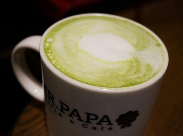 [台北]平價享鬆餅小確幸-MR.PAPA waffle & cafe 比利時鬆餅專賣 @美食好芃友