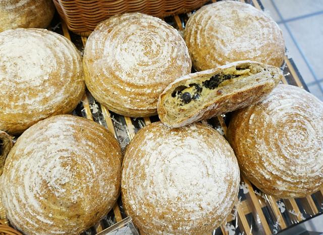[台南][邀約]坐擁新鮮天然食材麵包山-天使貝可天然酵母麵包專賣店 @美食好芃友