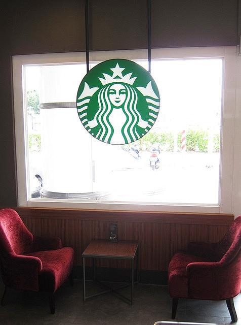 [高雄]無敵海景星巴克-Starbucks西子灣門市 @美食好芃友