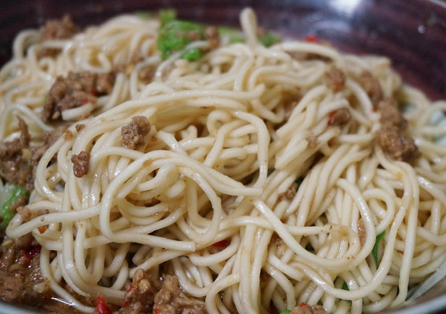 [高雄文化中心美食]中泰傳統陽春麵-中泰混搭美味傳統小吃 @美食好芃友