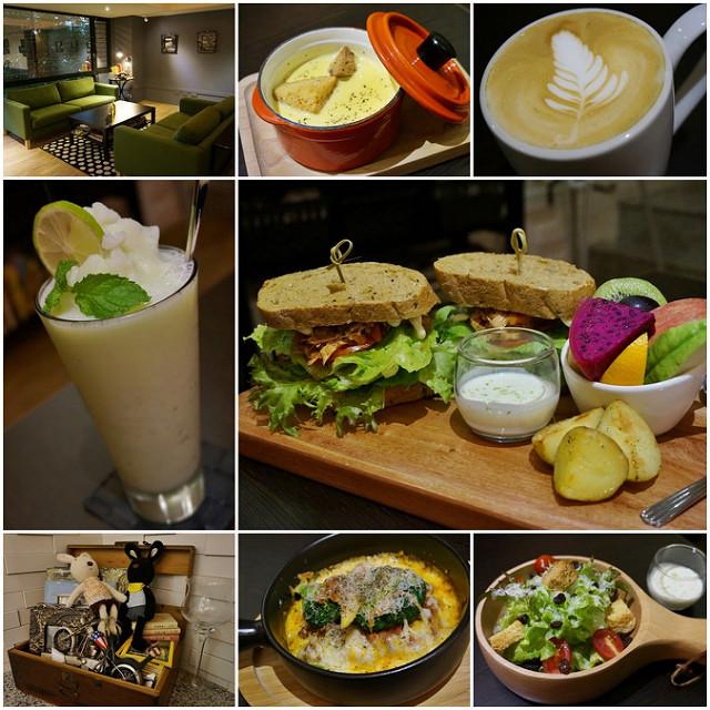 [高雄]保留食材原味特色輕食X法式慵懶浪漫小店-Café Simon(已歇業) @美食好芃友