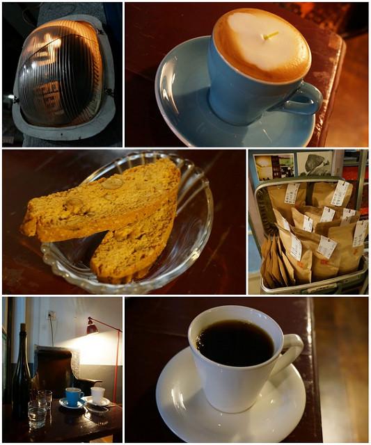 [台南]簡簡單單品咖啡-甘單咖啡 @美食好芃友