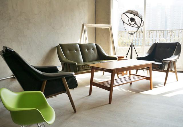 [高雄]咖啡X藝文X展覽空間,簡約光明美學-LUCID咖啡 @美食好芃友