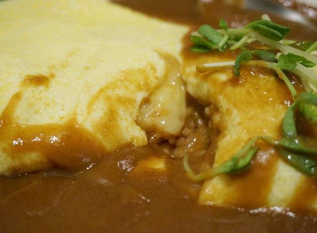 [台南]低調經典日式咖哩洋食-洋蔥咖哩工房 @美食好芃友