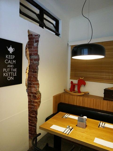 [台南]閣樓上的咖啡店-Cafe Loft 13 咖啡閣樓 @美食好芃友