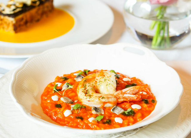 [高雄]小資女偶爾奢華~高貴不貴的法式都會午餐-Pasadena法式餐廳 @美食好芃友