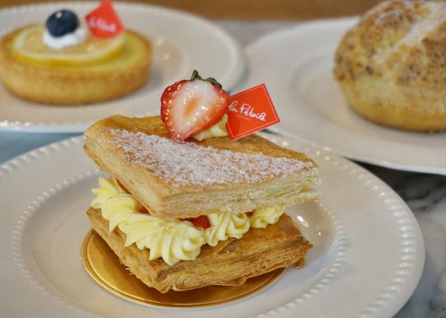 [台南]平價法式甜點-Pâtisserie La Pétoile樂貝特洋菓子専門店 @美食好芃友