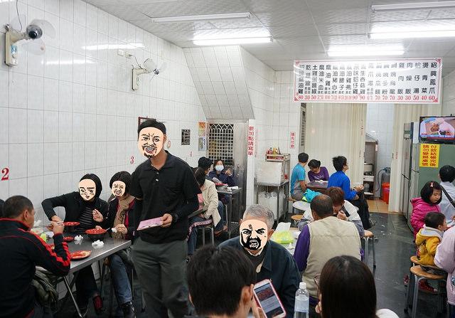 [高雄]暖冬來碗美味麻油雞麵線-阿誠麻油雞 @美食好芃友