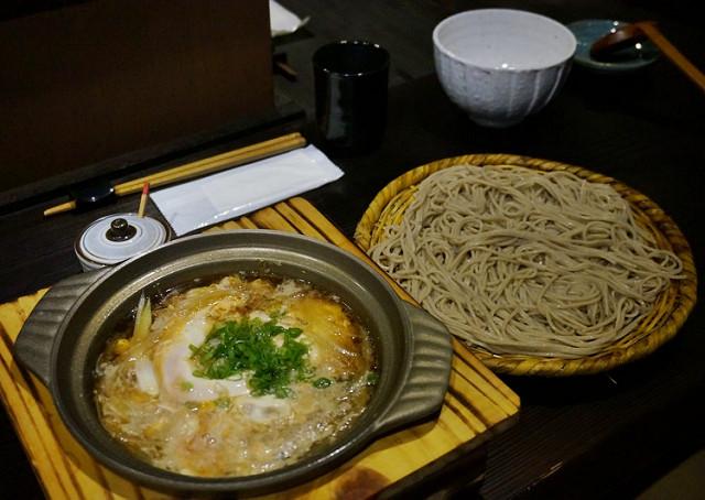[高雄]來自日本的消暑和風蕎麥涼麵! 二月半そば蕎麥麵 @美食好芃友