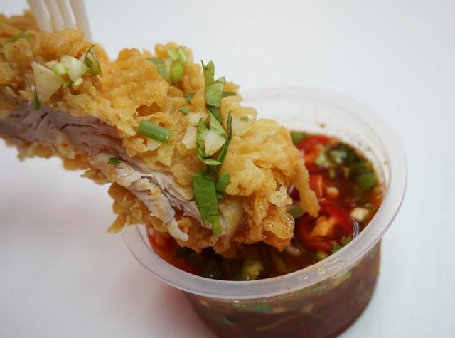 [台南]大塊雞排X創意好吃口味-台灣楊雞創意炸物專賣店 @美食好芃友