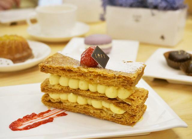 [高雄]法式優雅!美味甜點下午茶-蘿芙甜點Loft Patisserie @美食好芃友