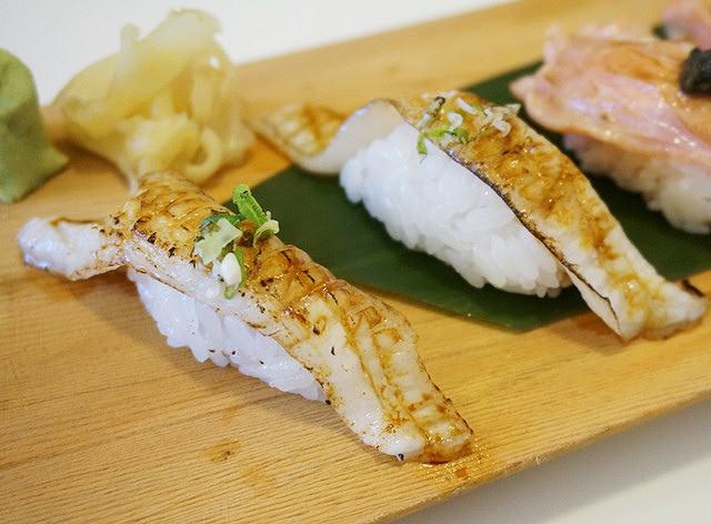 [高雄]質感小店吃壽司-手築壽司 @美食好芃友