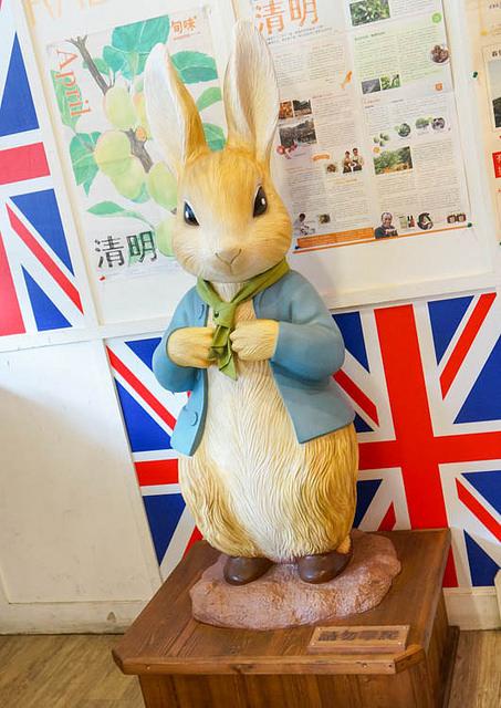 [高雄]英式鄉村小屋!兔兔陪你吃美味Brunch-瑞彼特早午餐 Rabbit Brunch @美食好芃友