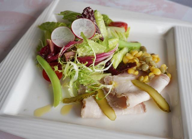 [台南]歐風氣氛優雅享排餐義麵-瑪莉洋房Marie's House @美食好芃友