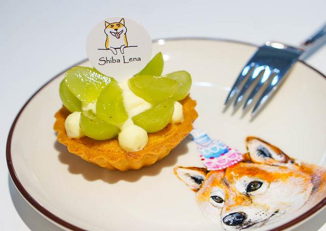 [高雄]柴犬主題好萌!平價精巧法式甜點-小柴蕾娜甜點舖 @美食好芃友