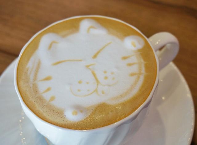 [高雄]紅磚X微復古-小食光 Coffee. Tea. 漢堡 @美食好芃友