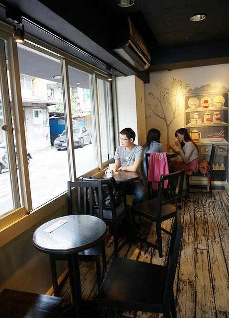 [台北]絕妙雙饗霜淇淋-MR. PAPA比利時鬆餅專賣店 @美食好芃友