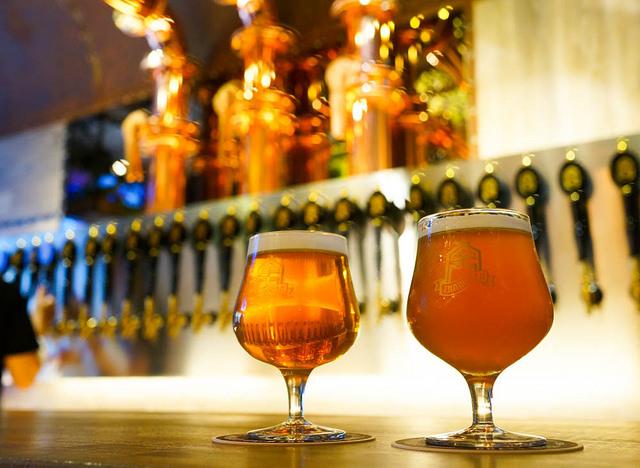 [高雄]盛夏消暑來杯啤酒!找一杯適合你的暢快beer-掌門精釀啤酒 @美食好芃友