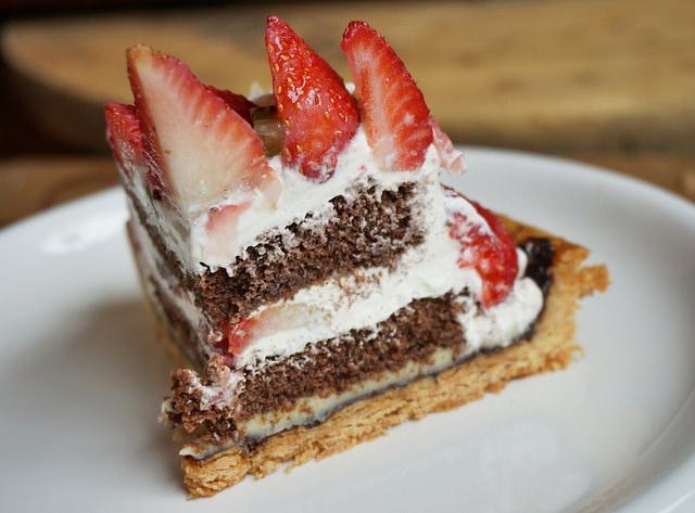[高雄]新崛江巷弄隱藏美味手作甜點-bonnie Sugar cake&coffee @美食好芃友