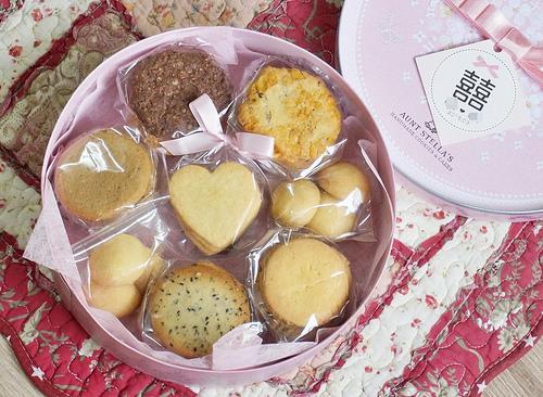 [Wedding]鄉村風X好吃手工餅乾喜餅-Aunt Stella詩特莉餅乾 @美食好芃友