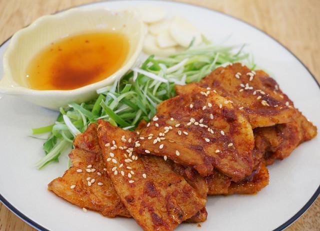 [高雄]清新風美味韓食-慢慢韓食堂 @美食好芃友