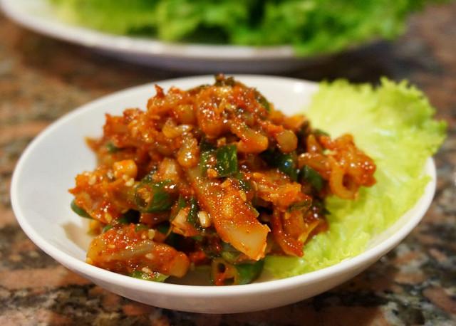 [高雄]美味老牌韓式烤肉-金漢城韓式料理無煙燒肉 @美食好芃友