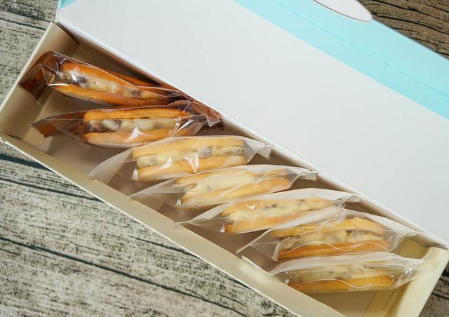[宅配]超萌小小兵餅乾!幸福感天然法式烘培甜點-賞.甜點  üdd @美食好芃友