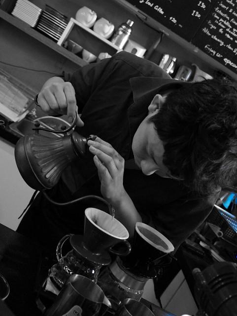 [高雄]平日限定美味早午餐X隱藏版甜點-草圖自家烘焙咖啡館 @美食好芃友