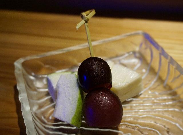 [桃園]平價日式無菜單, 高C/P值午間套餐-水之花料亭 @美食好芃友