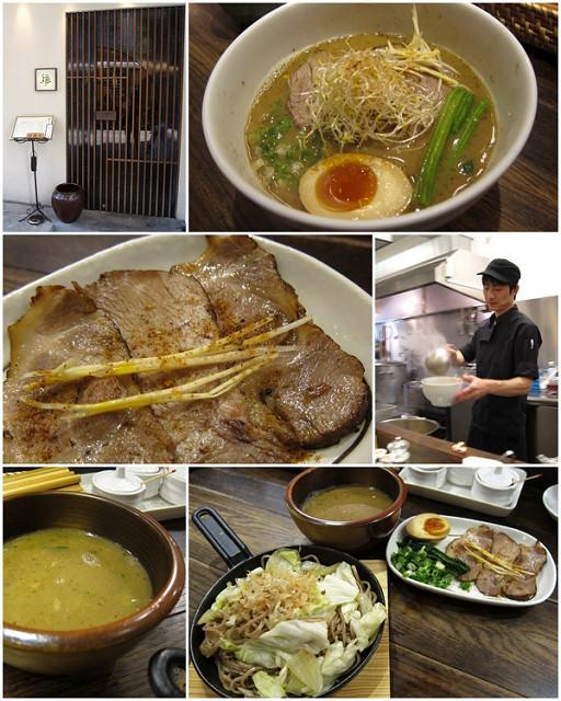 [台北大安]炒麵也能沾著吃!?麵屋緣 @美食好芃友