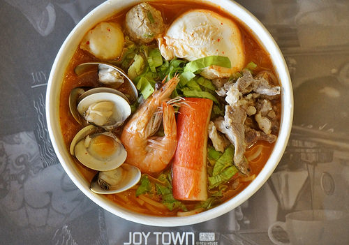 [高雄]行動輕食早午餐x美味熱三明治-JOY TOWN忠義堂富國店 @美食好芃友