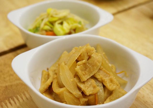 [高雄]別處吃不到的道地韓式馬鈴薯排骨湯!-慢慢韓食堂 @美食好芃友