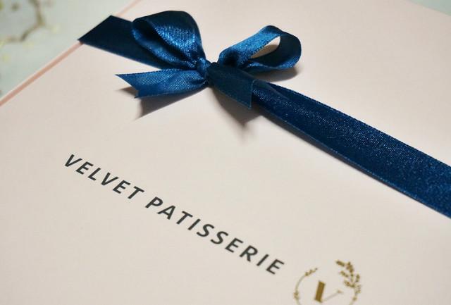 [高雄][宅配] 遇見幸福的法式手工甜點-Velvet Patisserie 法絨法式手工甜點 @美食好芃友