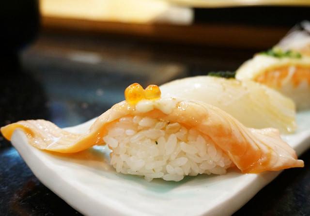 [東京]平價大啖新鮮生魚壽司-梅丘寿司の美登利総本店(涉谷店) @美食好芃友