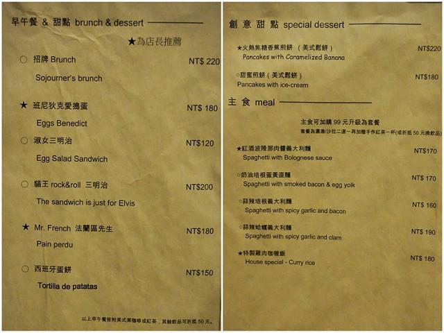 [高雄]文青工業風X美味厚煎餅,好吃義麵-Sojourner Cafe蝸居咖啡 @美食好芃友