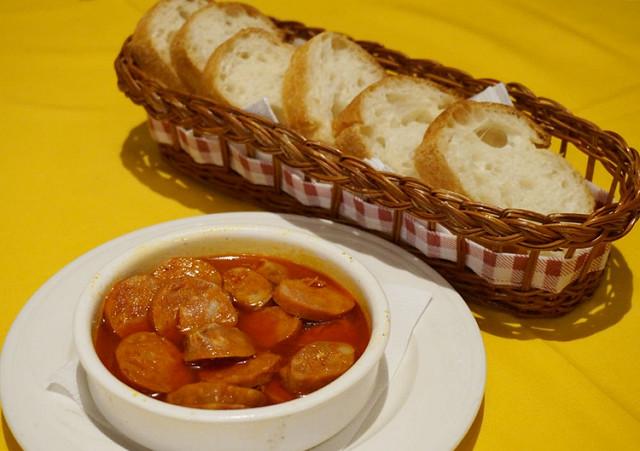 [高雄]來個西班牙之夜!鐵鍋西班牙海鮮燉飯-歐啦西班牙餐廳 @美食好芃友