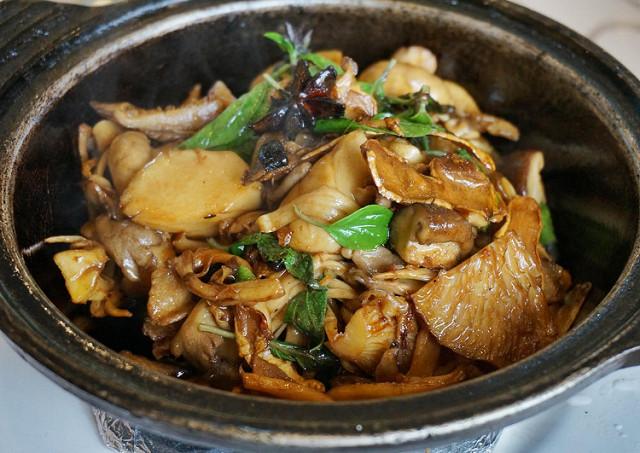[桃園]無肉也歡的好吃蔬食料理-山外山創意料理蔬食餐廳 @美食好芃友
