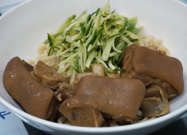 [高雄]天然食材清甜湯頭好吃拉麵-老魯記山東麵食館 @美食好芃友